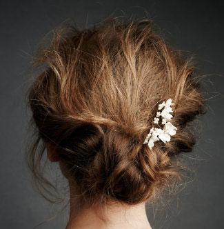 مدل مو عروس اروپایی - سری اول