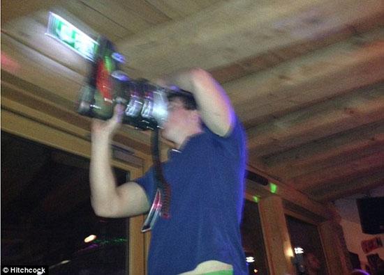 عاقبت رفتن به پارتی شبانه و مشروب خوردن +عکس