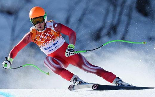 از خانم سرعتی تا تماشاگر برهنه بازی های المپیک روسیه
