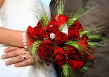 مدل های دسته گل عروس سری سوم