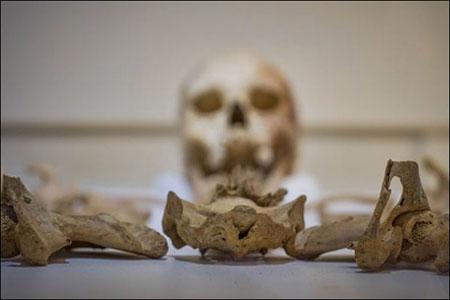 بازسازی صورت این دختر خانم 1800 ساله (عکس)