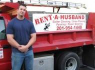 این خانم شوهر خود را اجاره می دهد (+عکس)