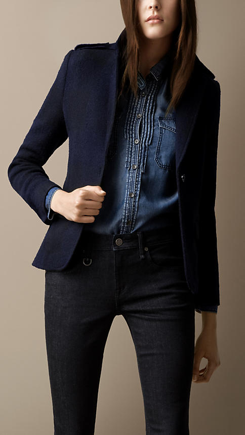 عکس هایی از مدل لباس ژاکت زنانه