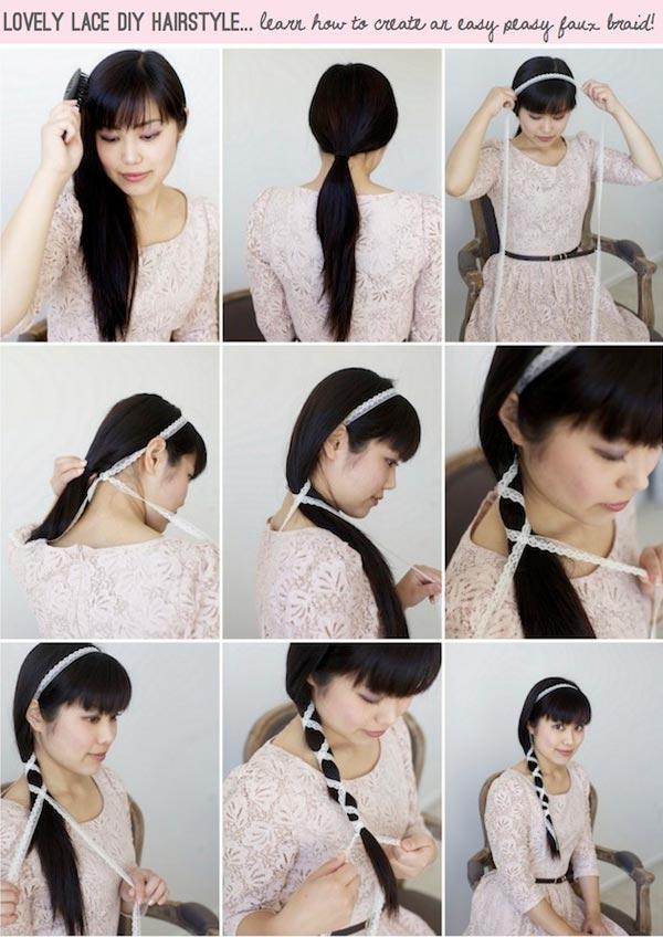 مدل های بستن مو برای خانم ها (آموزش تصویری)