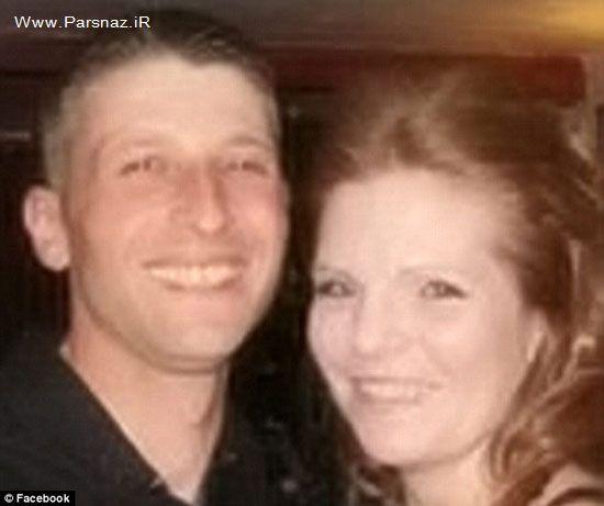 خیانت عروس خانم 32 ساله به شوهرش + عکس