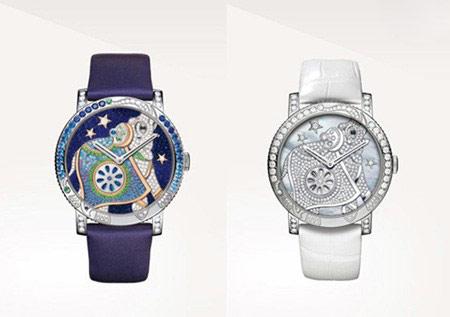 مدل کلکسیون ساعت مچی های (BOUCHERON)