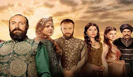 سکانس پایانی سریال حریم سلطان جنجال به پا کرد