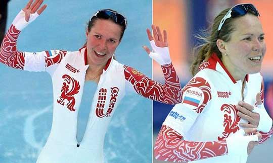 خانم ورزشکار در مسابقات المپیک سوچی سوتی (عکس)