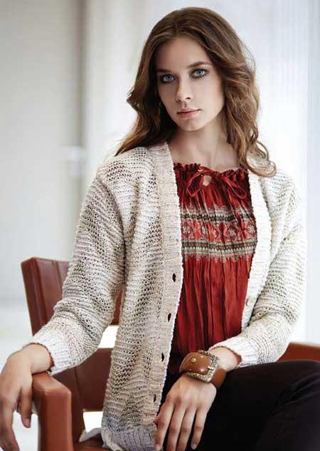 مدل لباس بافتنی اسپرت دخترانه و زنانه سری اول
