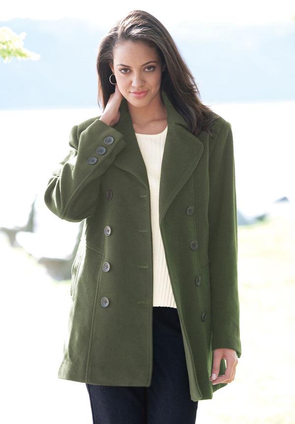 انواع مدل های لباس زمستانی برای خانم ها