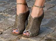 کفش پاشنه بلند مجلسی دخترانه – سری اول