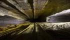 معدن بسیار زیبا زیر زمین (عکس)