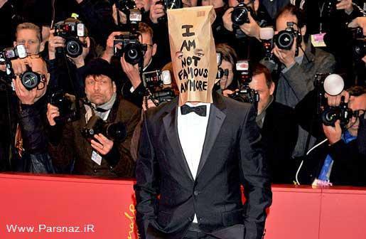کار عجیب بازیگر هالیوودی برای شناخته نشدن +(عکس)