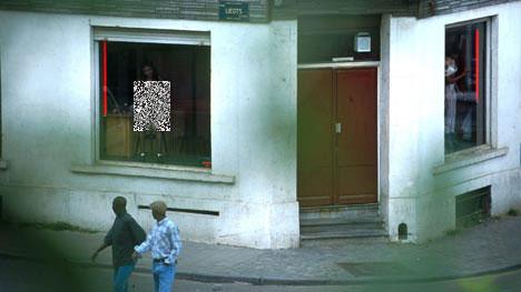 اقدام جدید در بلژیک روسپی خانه های جهنده (عکس)