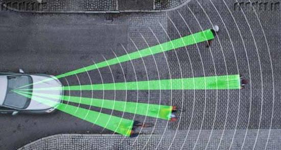 تکنولوژی جدید در صنعت اتومبیل ها +عکس