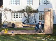 منازل مسکونی با قابلیت جمع شوندگی (عکس)