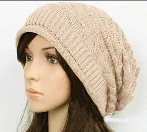 مدل کلاه بافتنی زنانه - سری دوم