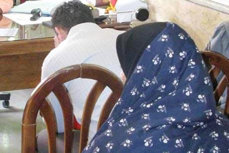 خیانت یک خانم بازهم مشکل ساز شد (عکس)