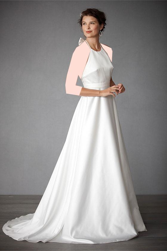 مدل لباس عروس اروپایی - سری جدید