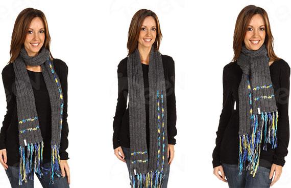 مدل های شال گردن برای شیک پوشان