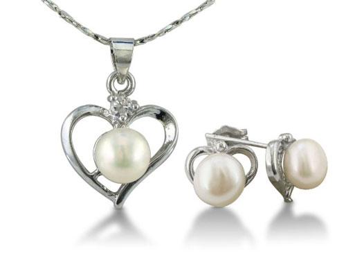 مدل نیم ست جواهرات سری جدید