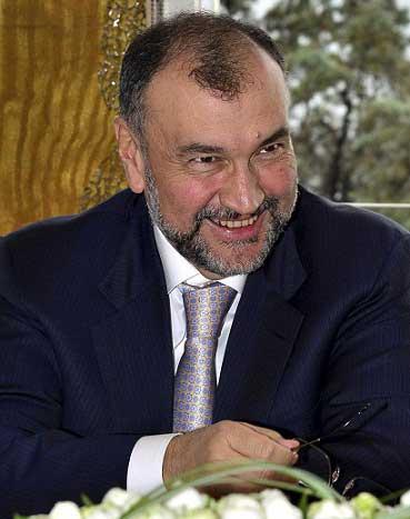 پولدارترین مرد ترکیه این فرد است (عکس)