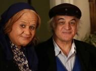 عکسهای دیدنی از گریم اکبر عبدی در نقش یک خانم