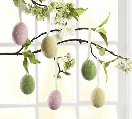 مدل تخم مرغ رنگی هفت سین عید 93