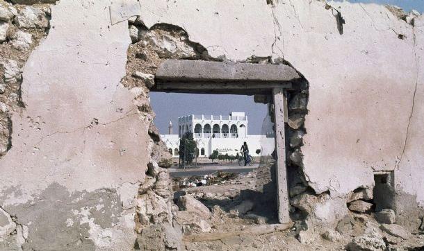 عکس هایی از مقایسه 35 سال قبل در قطر و حال