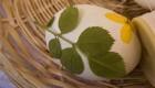 آموزش تصویری مدل تزیین تخم مرغ هفت سین با جوراب
