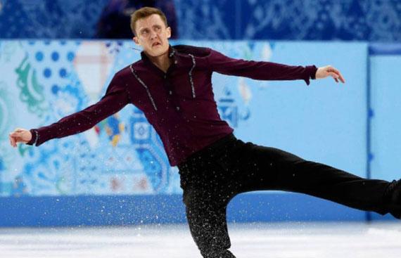 عکس های خنده دار از شکار لحظه ها در المپیک سوچی