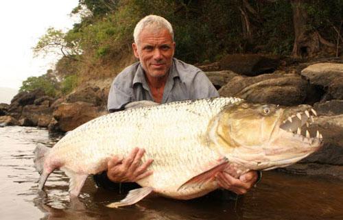 تا حالا ماهی آدم خوار دیده بودید؟ +عکس
