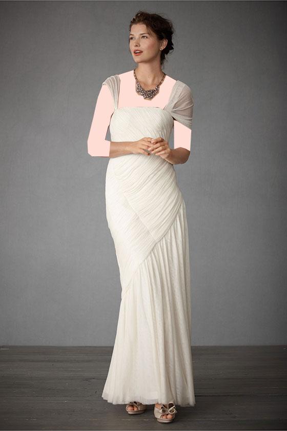 مدل لباس عروس اروپایی – سری جدید