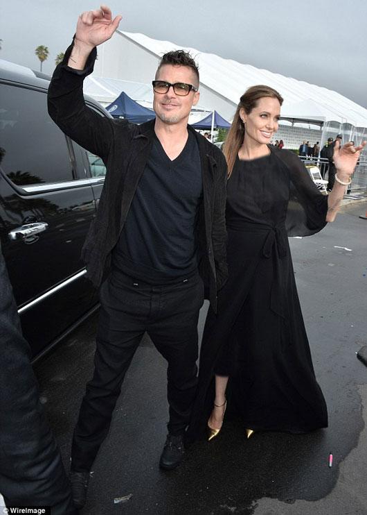 خبرهای جدید از ازدواج انجلینا جولی و براد پیت (عکس)