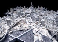 در سال 2028 در آینده شهر نیویورک این شکلی می شود