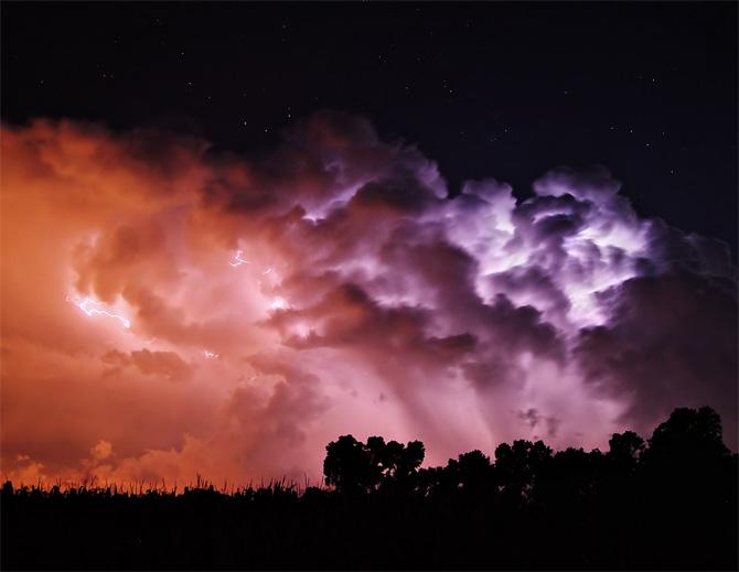 عکسهای زیبا از پدیده های شگفت انگیز طبیعت