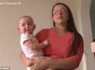 مشکل شیر دادن خانم به فرزند در امتحانات نهایی دانشگاه