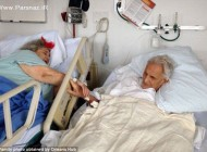 وصیت نامه عاشقانه پیرمرد 83 ساله (عکس)