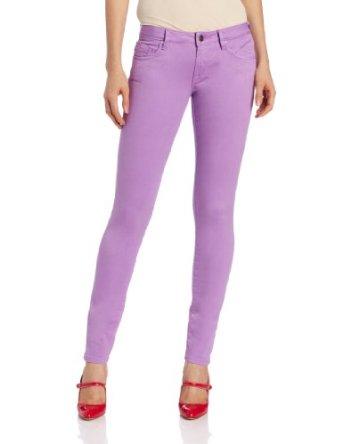 مدل شلوار جین دخترانه برای عید نوروز 99 – با رنگ بنفش