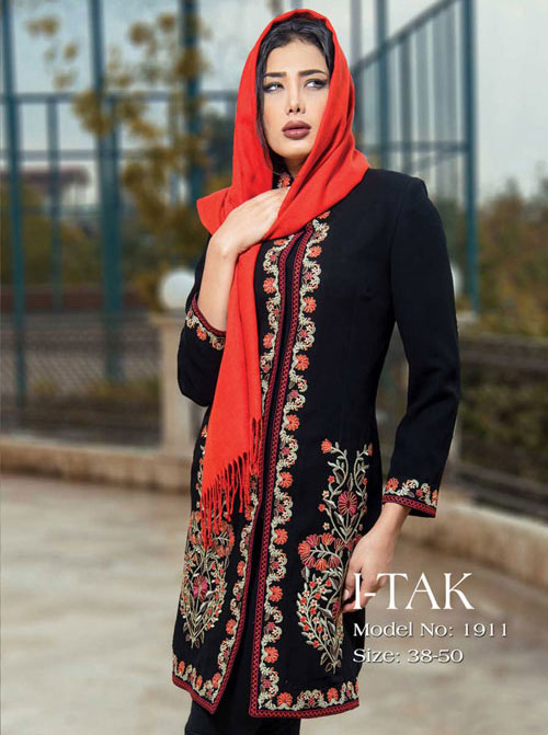 مدل مانتو ایرانی عید نوروز 93