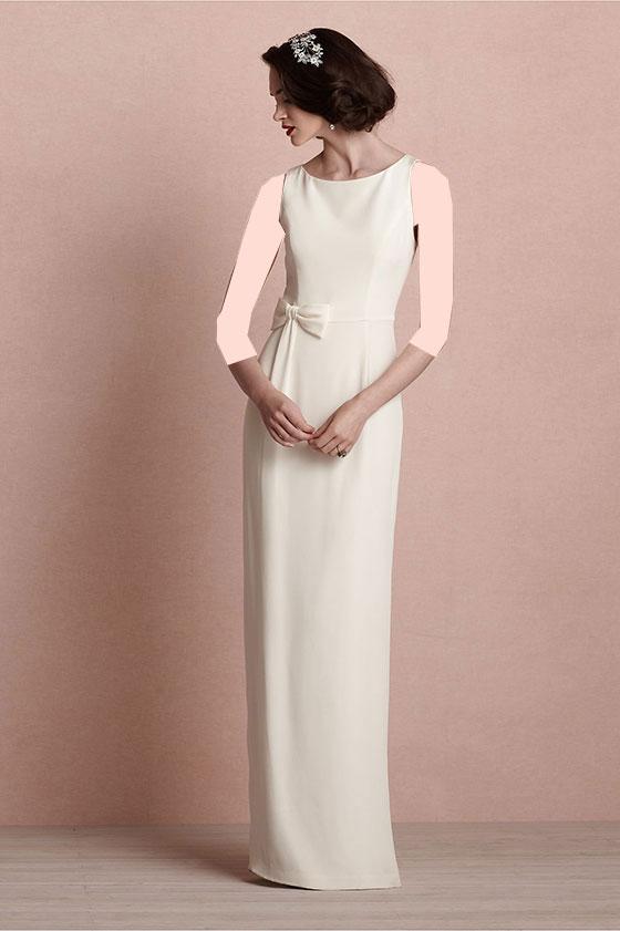 مدل های متنوع کوتاه و بلند لباس عروس