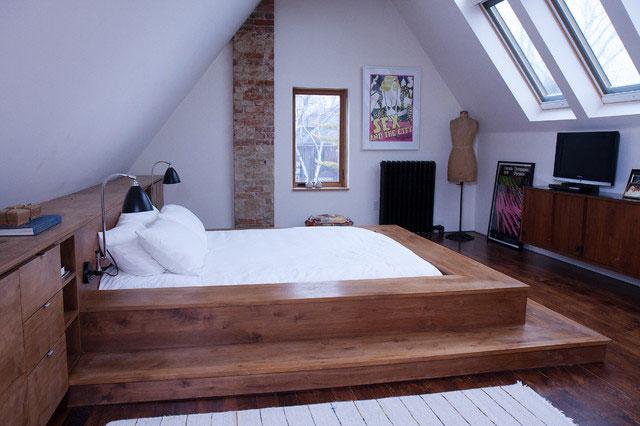 عکس های مدل دکوراسیون داخلی اتاق خواب