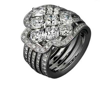 مدل انگشترهای زیبا و بسیار شیک