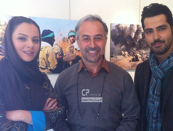عکس بازیگران ایرانی مرد