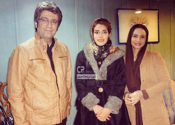 عکسهای کمیاب بازیگران زن و مرد مشهور ایرانی