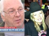 این پیرمرد تگزاسی جان این خانم را نجات داد +عکس