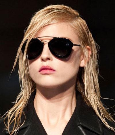 مدل موی خیس - سری اول