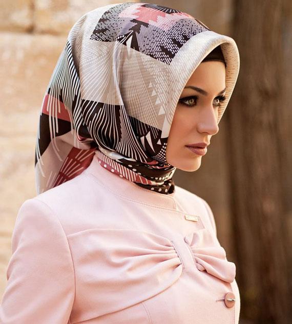 مدل روسری و مانتو - سری جدید