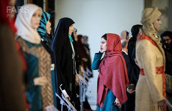 عکسهایی از مانکن های اسلامی ایران
