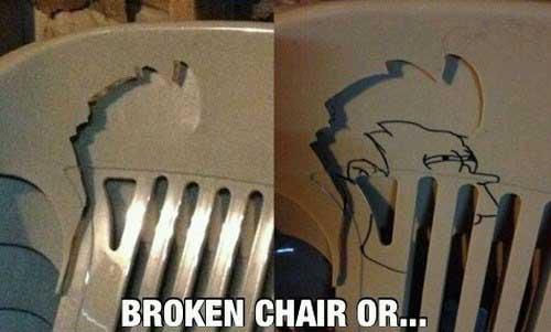 عکس خنده دار و بامزه از نوشته های جالب